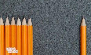 Berbagai Merek Pensil untuk Menggambar dan Melukis